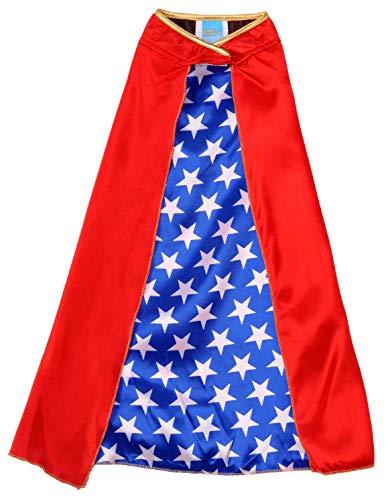 Pictures of DC Comics Wonder Woman Pet Cape Medium 580321 M Multicolor 4
