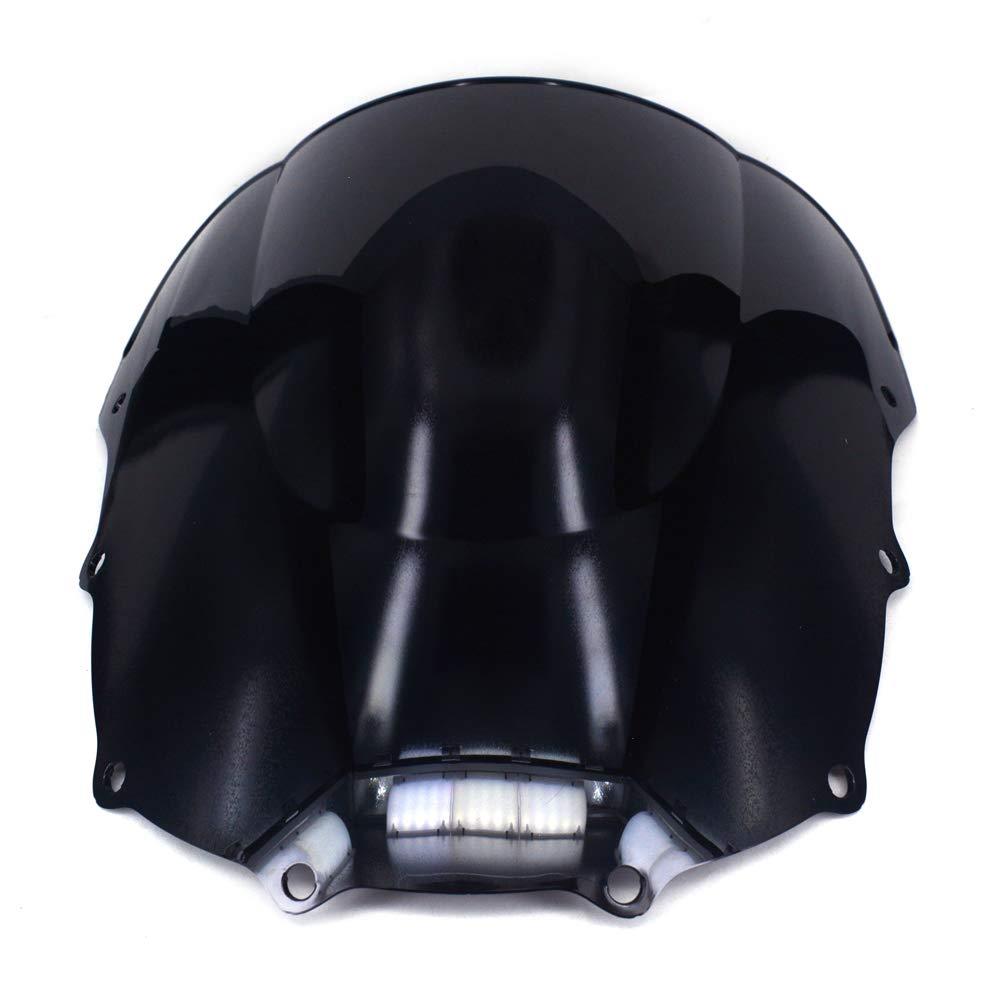 Amazon.com: Motorcycle Windshield Windscreen Screen ...