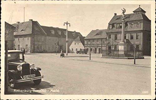 rothenburg-lausitz-markt-rothenburg-germany-original-vintage-postcard