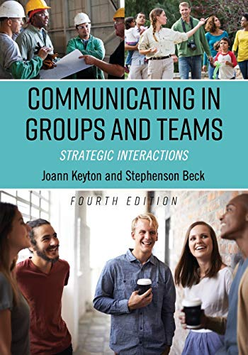 Communicating in Groups and Teams: Strategic Interactions