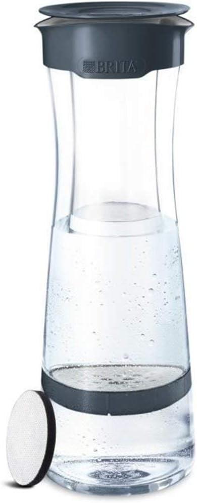 BRITA 1030345 - Botella filtrante, Color Gris Antracita, 1, 3L