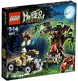 LEGO Monster Fighters 9463 - Werwolfversteck