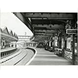 Photographic Print of Accrington station, Lancashire a Yorkshire Railway, 1914 by Media Storehouse