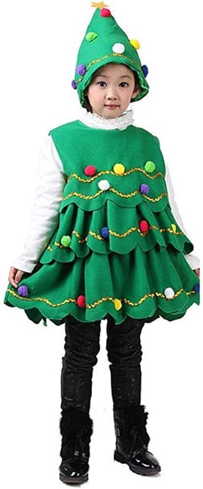 Niños De Disfraces De Árbol De Navidad, Accesorios Niños Pequeños ...