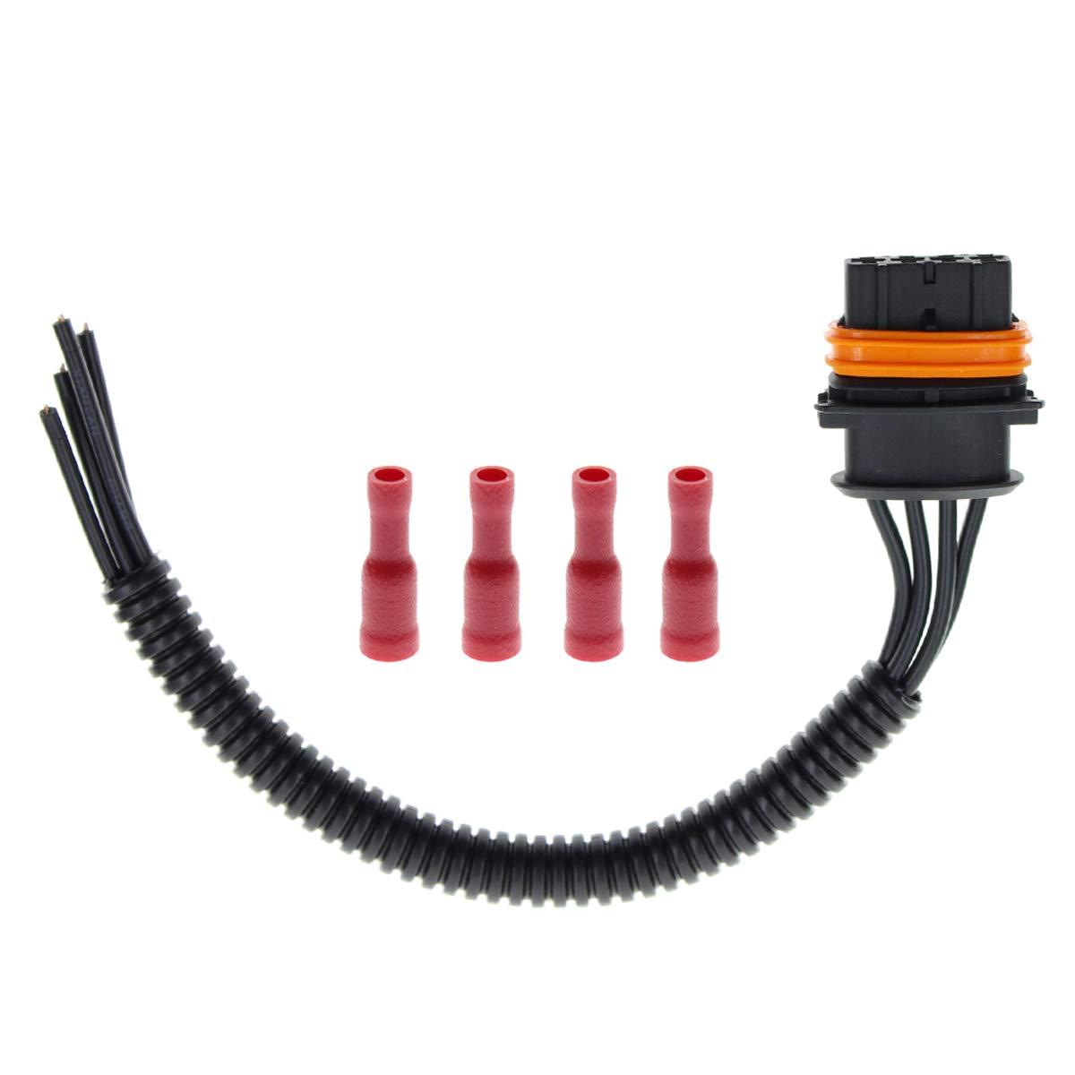 AUTOKAY New T-Bap Sensor Wiring Repair Harness ATV for Polaris Ranger 570 800 900 XP RZR