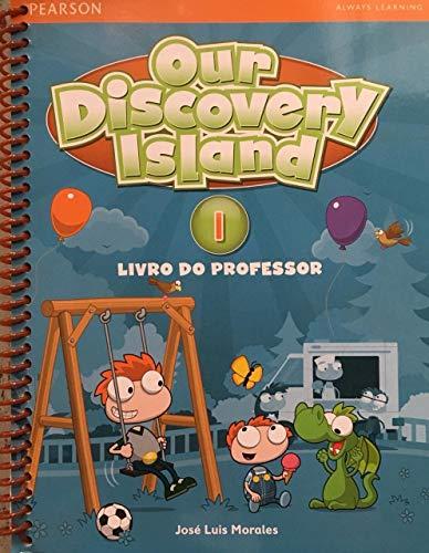 Our Discovery Island Level 1 - Teacher Book (Em Português) + Workbook + Multi-Rom + Online World: Livro do Professor + Workbook + Multi-ROM + Online World
