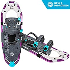 Sawtooth Snowshoes redefine style and snow trekking. Made from lightweight aluminum, Sawtooths combine reliable design and sleek looks to outfit your next snowshoeing adventure. Available in three colors and two lengths.