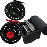 Z 5/7wtAventik All Times Trout NB Aluminum Trout 3/5, 5/7, 7/9wt Fly Fishing Reel 3D Large Arbor, quick release spool For Sale