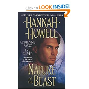Nature of The Beast Hannah Howell, Adrienne Basso and Eve Silver