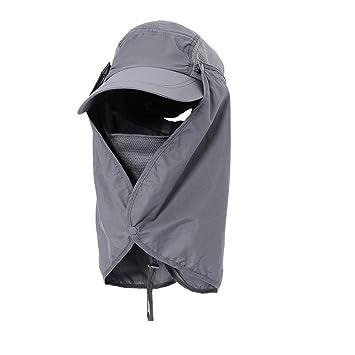 Work Product Protection Fishing For >> Amazon Com Chartsea Fishing Hat Folding Sun Hat 360 Uv Protection