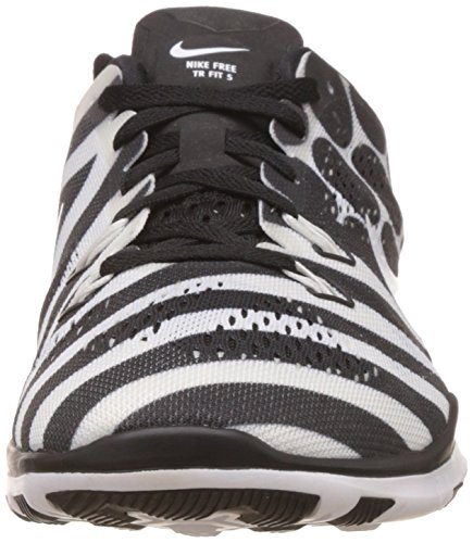Nike Womens Nke Free 5.0 TR Fit 5 Black/White 704695-008 (SIZE: 5.5) cheap sale sneakernews cheap 2014 newest for sale newest for sale buy cheap countdown package g5wItvhSpH