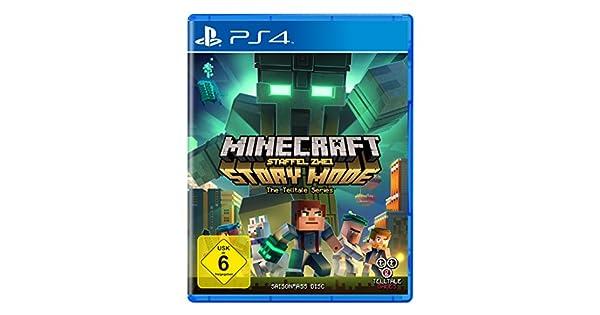 Minecraft Story Mode - Season 2 - Season Pass Disc [Importación ...