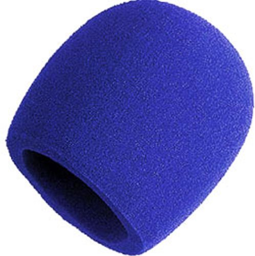Shure A58WS BLU Foam Windscreen Microphones