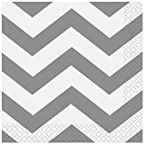 Chevron Beverage Napkins, 5