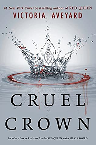 book cover of Cruel Crown