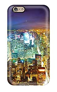 Case For Samsung Galaxy S5 Cover Case, Premium Protective Case With Awesome LoParis The Illuminated City