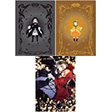 Most lottery Rozen Maiden H Award clear file 3 pieces set mercury lamp & gold sparrow single item