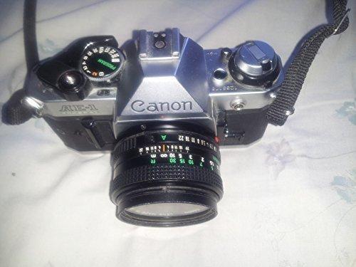 Canon 1 Ae Program Manual (Canon AE-1 35mm SLR Manual Focus Camera w/ FD 50mm lens)