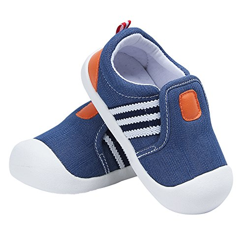 Pictures of Baby Girls Boys Canvas Casual Breathable Rubber 3