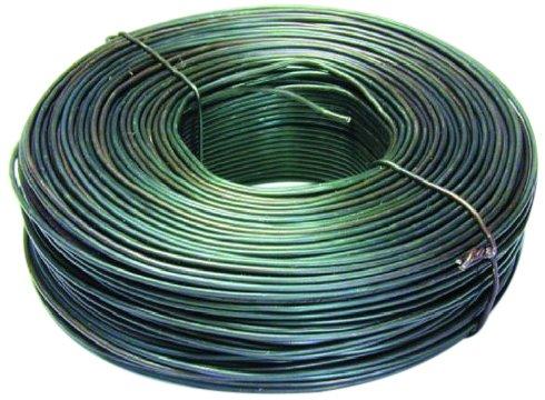 L.H. Dottie TY164 Tie Wire, 16-1/2 Gauge by 400-Feet Length, Black Annealed, (Bundler Clips)