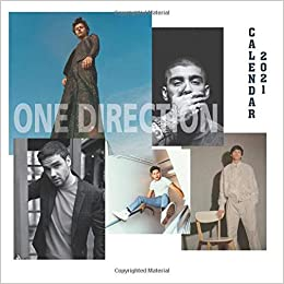 2021 One Direction Calendar Pictures