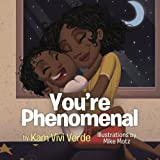 """Myles noticed that his mother's face lit up when she said the word phenomenal, and he wondered what it meant."" Visit us online at www.weshouldread.com. from the author of ""Seriously?"""