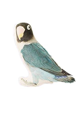 Amazon.com: ASO-SLING - Cojín 3D creativo con diseño de loro ...