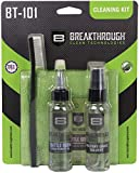 BREAKTHROUGH CLEAN TECHNOLOGIES - BT-101 Basic Gun Cleaning Kit with Grease, Solvent, and HP Pro Oil