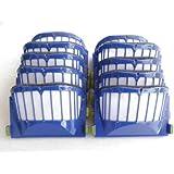 Blue Aero Vac Filter for iRobot Roomba 500 600 Series 536 550 551 620 650 AeroVac Filter Replacements