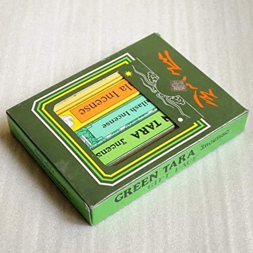 - Gallery of Himalayan Art Green Tara Incense Gift Pack Box Handmade from Tibet Nepal AIN03