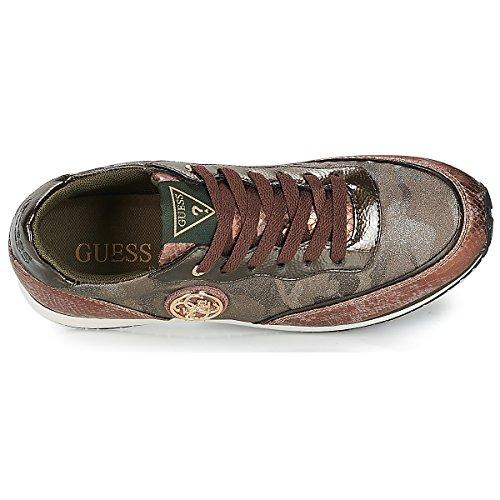 Grigio Guess Scarpes Guess Scarpes Flsnn3 Fab12 XzwzH8nrq