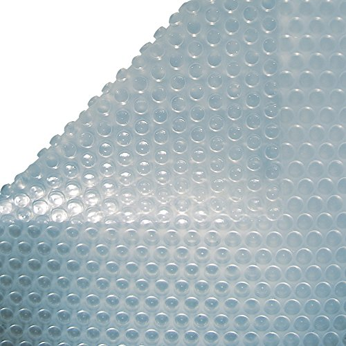 Harris 18 ft Round Solar Cover - Clear - 12 Mil