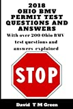 2018 Ohio BMV Permit Test Questions And