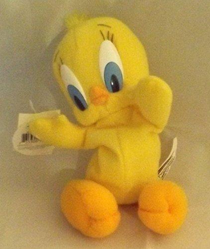 Tweety Beanbag by Looney - Plush Stuffed Tweety