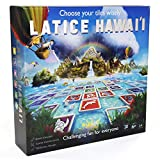 Latice Strategy Board Game - the Popular New Family Board Game for Kids and Adults, Challenging Fun for Everyone