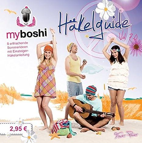 Myboshi Häkelguide Vol 30 Baby Anleitungen Babyideen Und