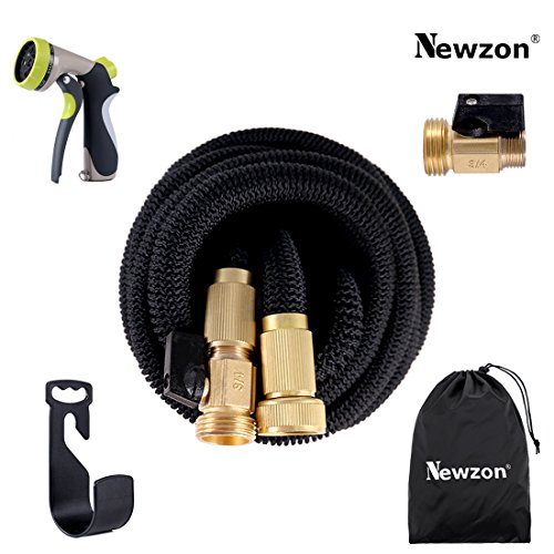Newzon Expandable HoseSolid Connector8 pattern HangerStorage product image