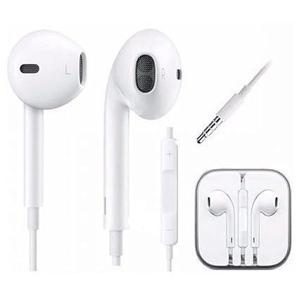 Fone de Ouvido Auricular Com Conector Lightning Apple Mmtn2bza