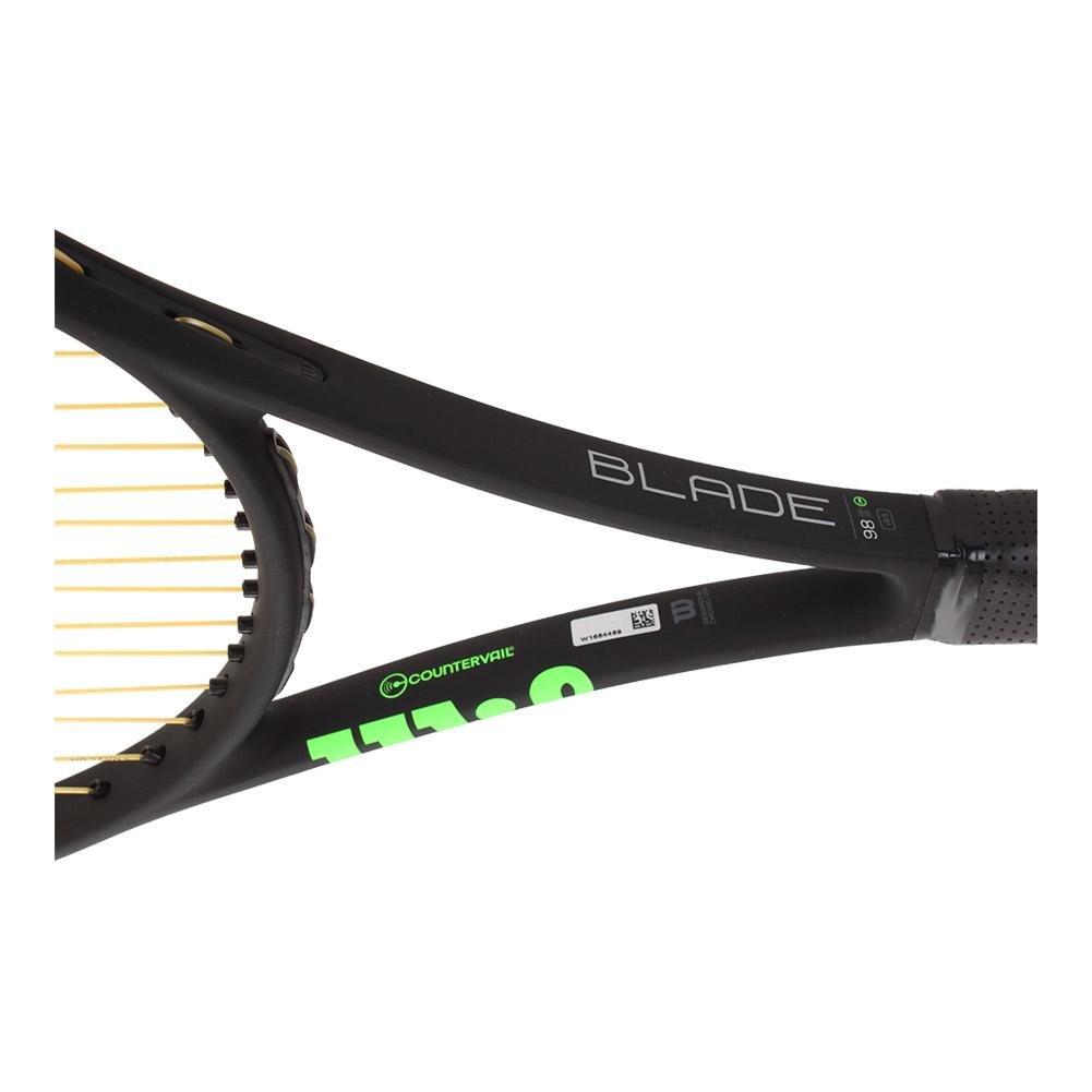 Wilson Blade 98 16X19 CV Black Tennis Racquet-/(WRT74071U