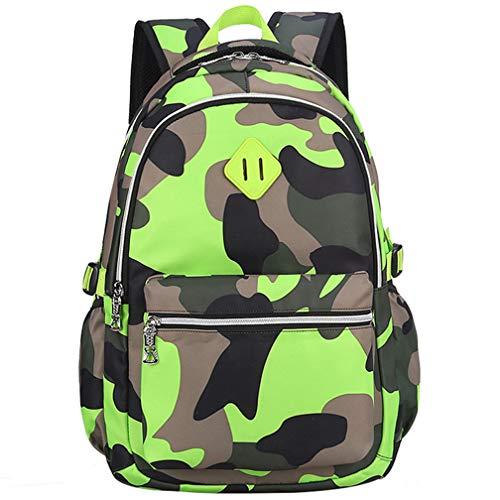 Yvechus School Backpack Casual
