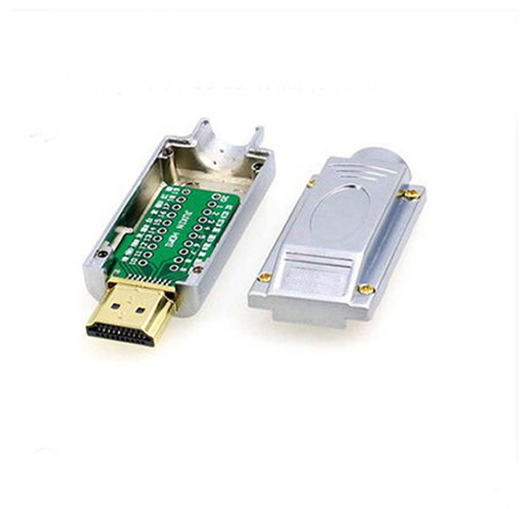 HDMI Adapter signals Terminal Breakout Plastic Cover Terminal Breakout Board Connector daier E064