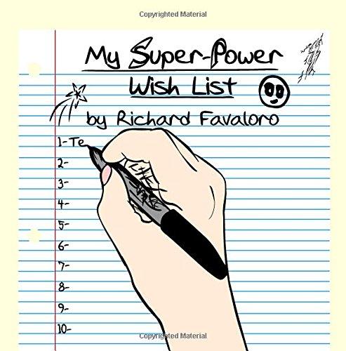 Download My Super-Power Wish List pdf