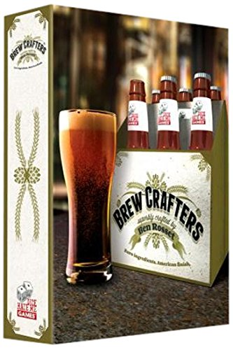 Greater Than Games Brewcrafters Board Game
