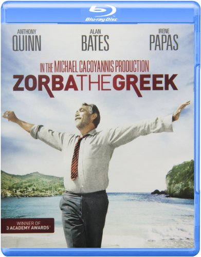 Blu-ray : Zorba the Greek (Digital Theater System, , Widescreen)