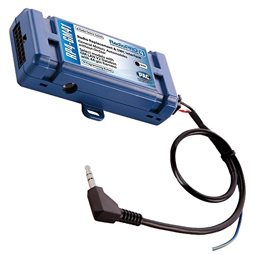 AAMP PAC RP4-GM41 RadioPro Radio Replacement Interface Wi...