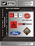 E Readers Best Deals - ATSG NPR-FUSO-UD CODE BOOK Transmission Repair Manual (Medium Duty Truck Code Reader - Medium Duty Truck Transmissions - Best Repair Book Available!)