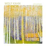 2018 Wolf Kahn WALL Calendar