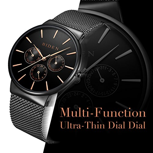 Watch,Watches Men ,Stainless Steel Classic Luxury Business ...