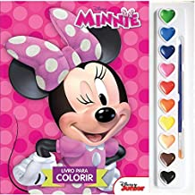DCL Minnie - Coleção Disney-Aquarela, Multicores