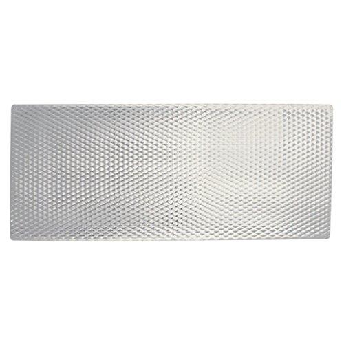 Range Kleen SM820SWR Silverwave Counter Mat 8.5 Inches by 20 Inches (Range Kleen Ceramic Range)